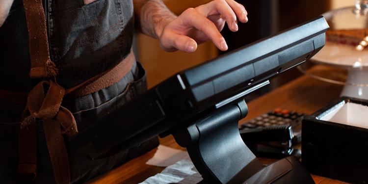 mesin cash register