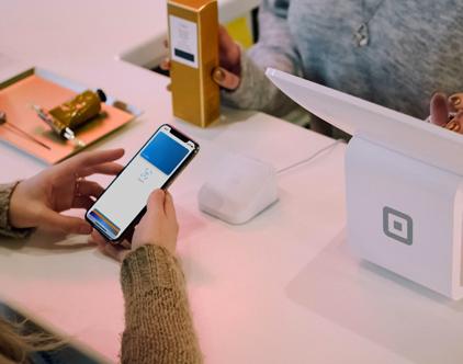 mesin kasir android transaksi penjualan modern